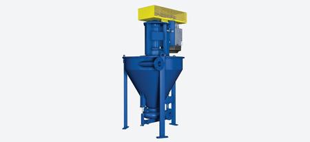 Slurry Pump Model MVF